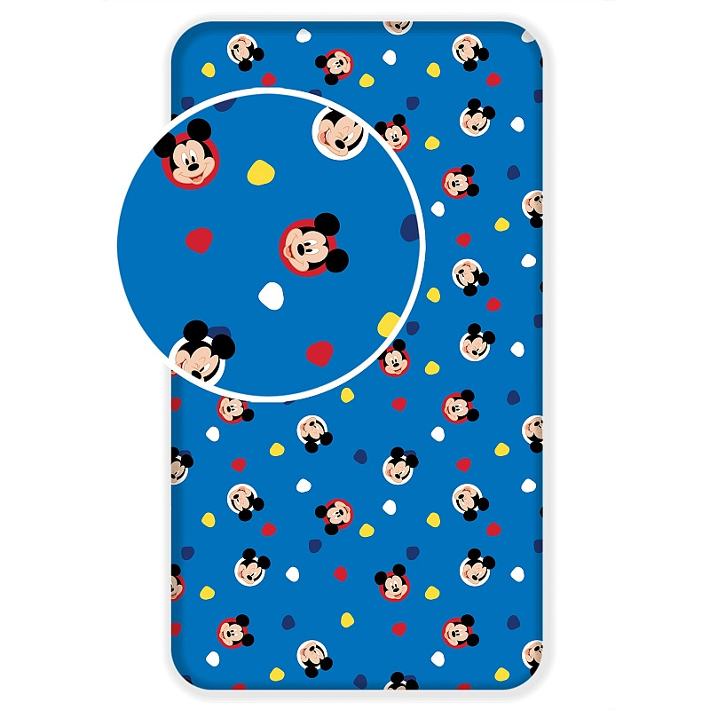 Plachta JERRY FABRICS Mickey 004 90/200