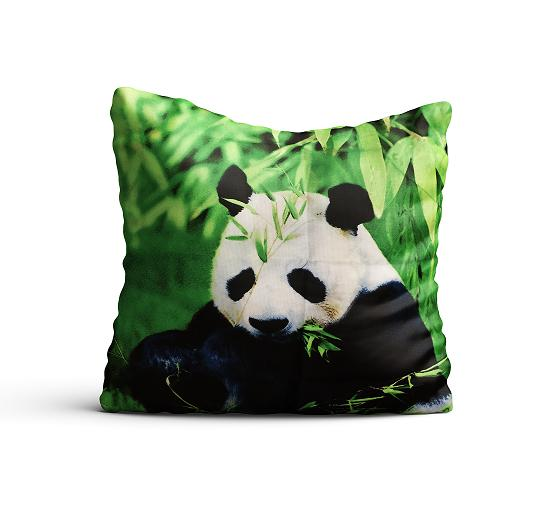 Obliečka na vankúšik 3D Cotton World PANDA 38x38